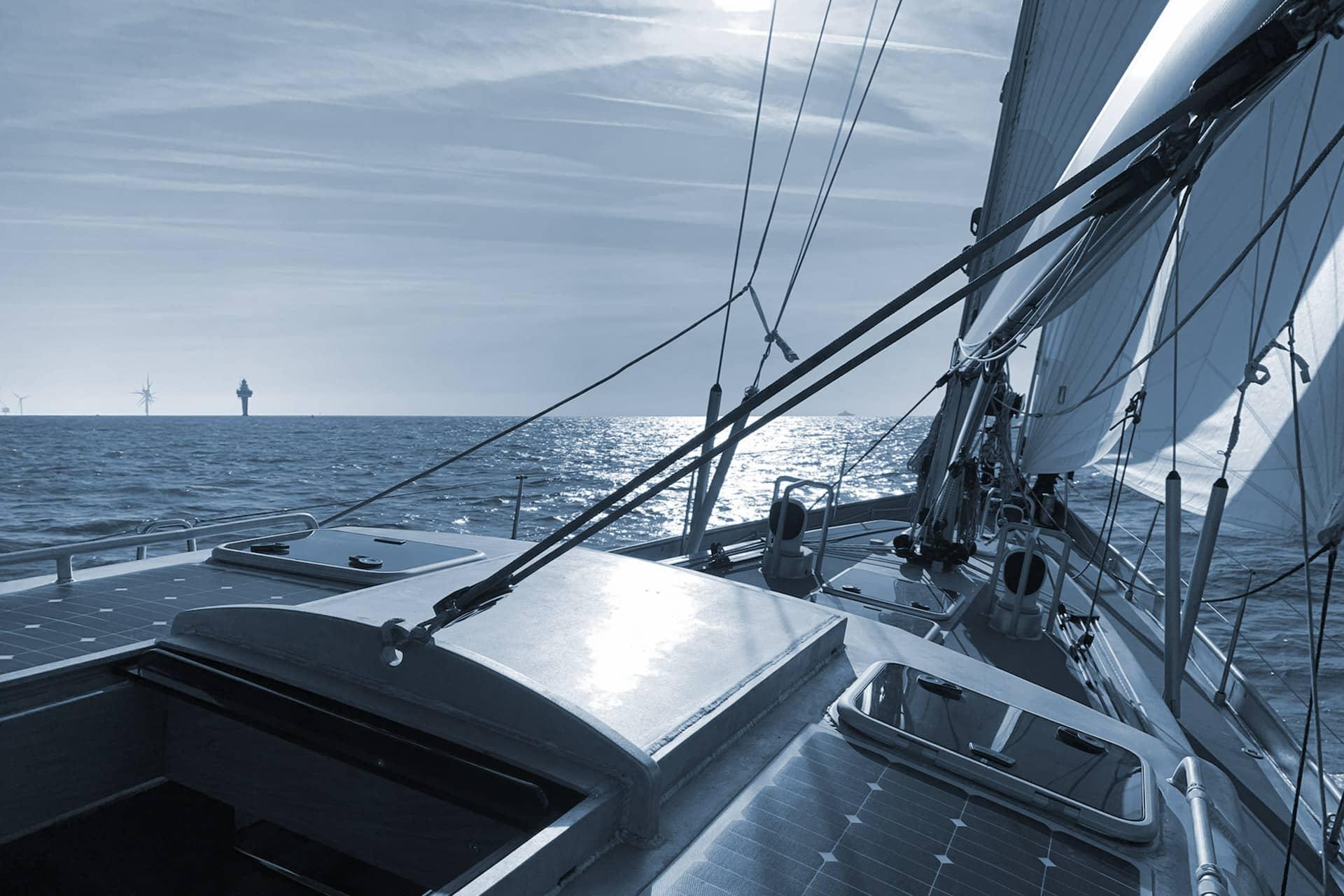 Michael Kugel - Segelboot